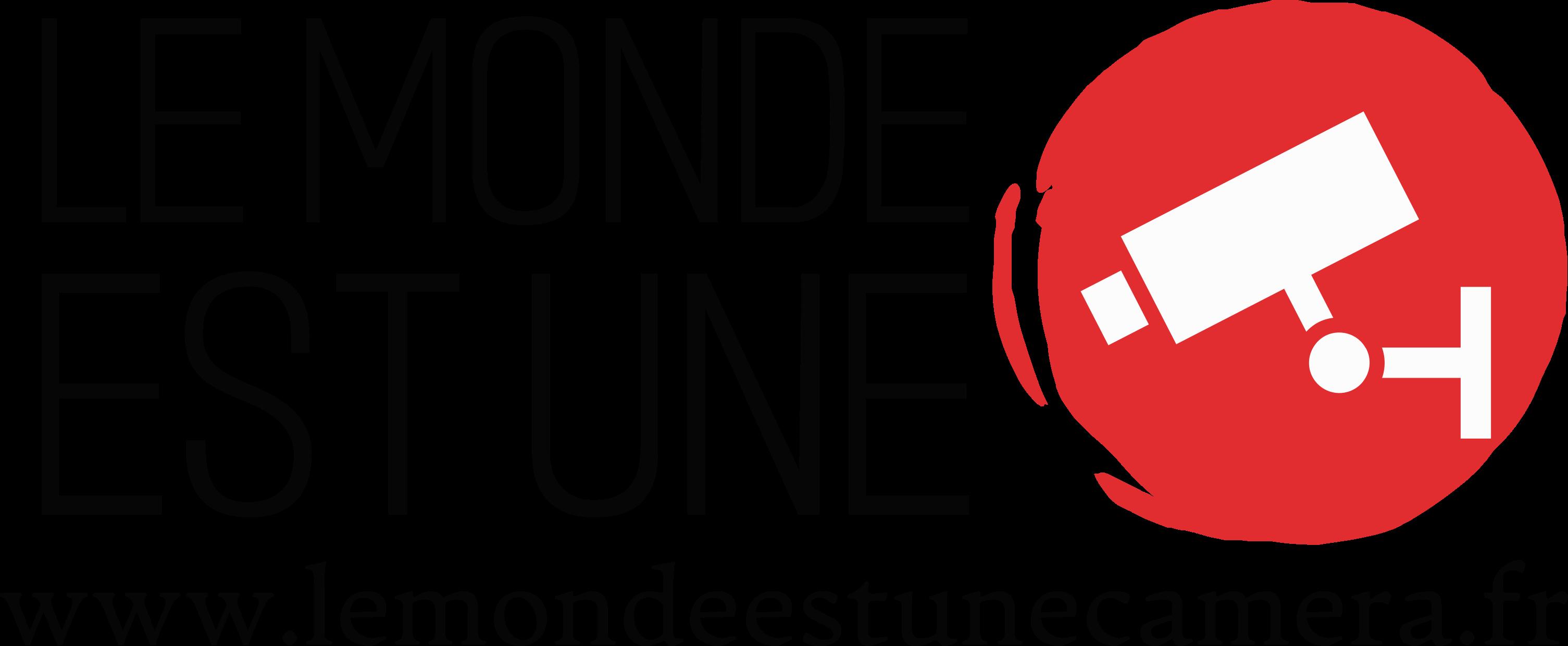 Le Monde Est Une Caméra - Logo